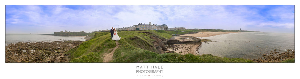 Grand Hotel Tynemouth Wedding photo